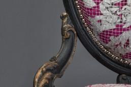 création fauteuil Metz Moselle Lorraine