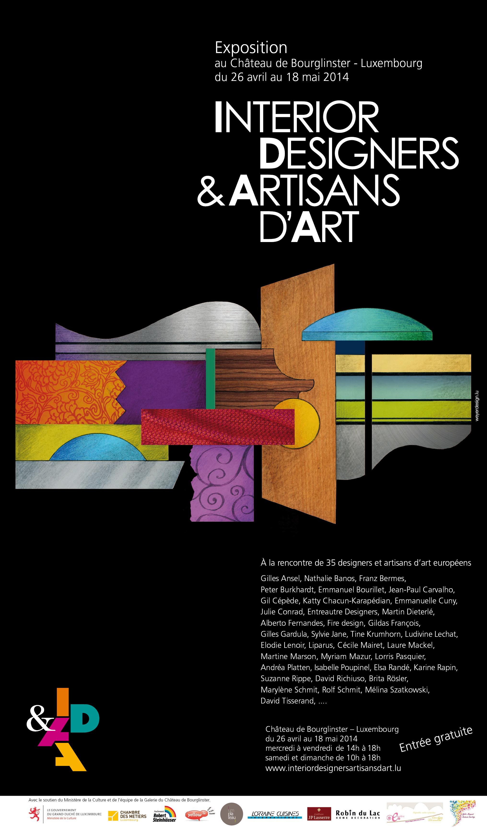 interior designers artisans d 39 art le coq et le crapaud. Black Bedroom Furniture Sets. Home Design Ideas
