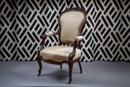 réfection fauteuil dedar