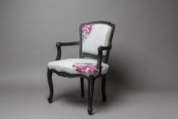 lorraine création fauteuil
