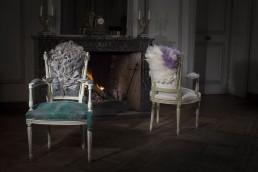 fauteuil feutre création moselle